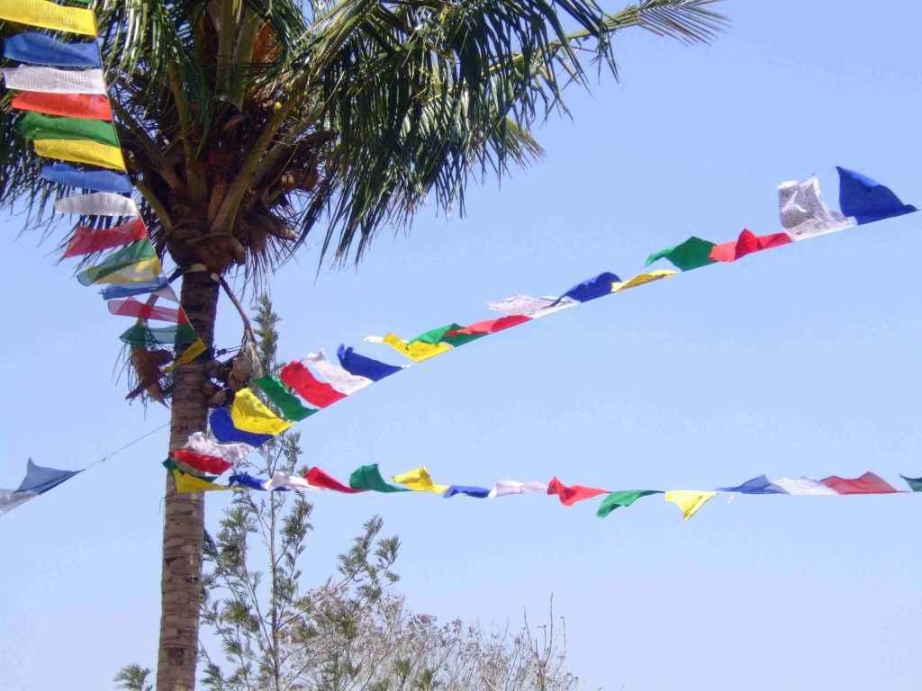 prayer flag hunsur